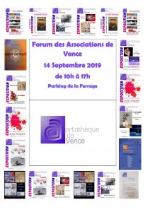 Forum des associations de Vence