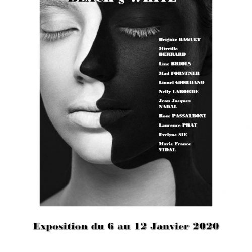Exposition « Black & White »